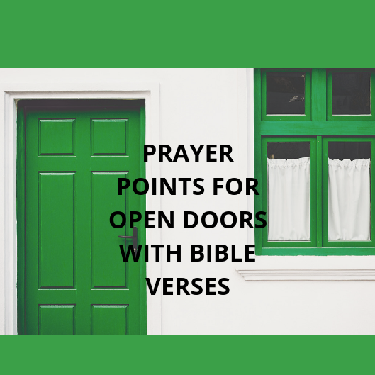 30 Early Morning Prayer Points For Spiritual Warfare  | PRAYER POINTS