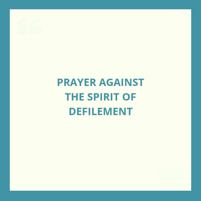 Prayer Against Frustration