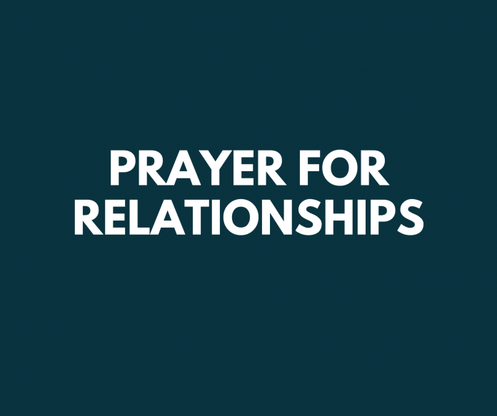 Powerful relationship prayers for couples